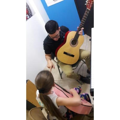 Online Guitar Lessons (1 Lesson)