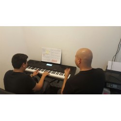 Online Piano Lessons (1 Lesson)