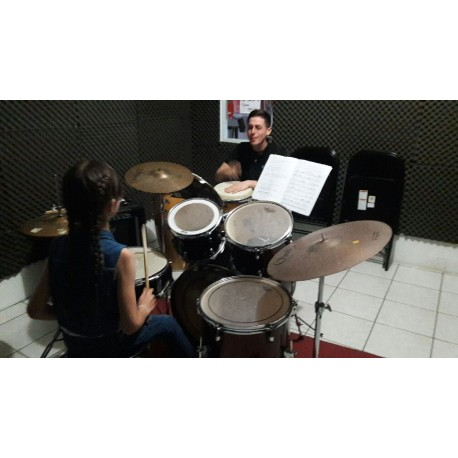 Online Drums Lessons (1 Lesson)